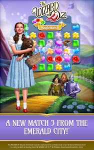 Wizard of Oz: Magic Match v1.0.1511 Mod Lives + Boosters