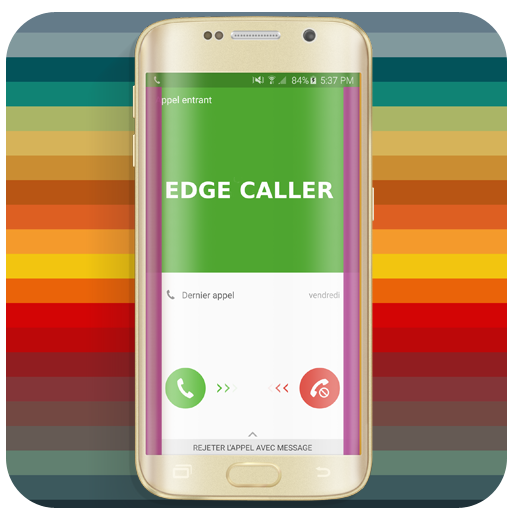 Edge Notification Color caller (app)