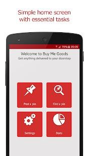 Buy Me Goods - náhled