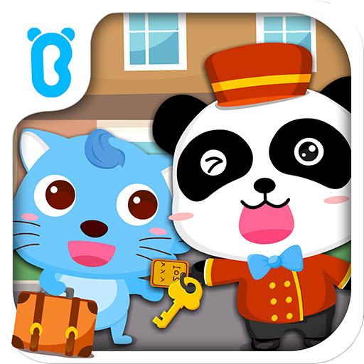 Baby Panda Hotel - Puzzle Game