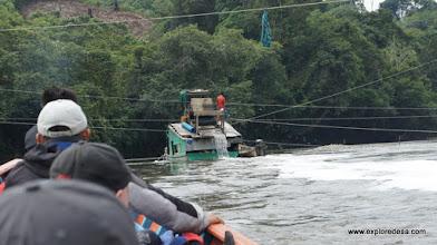 Photo: Traditional Gold Mining at Kapuas River