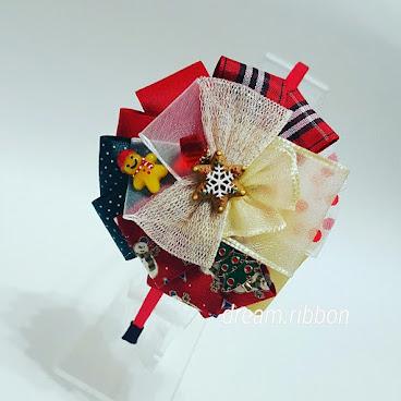 聖誕快樂,姜餅人髮箍