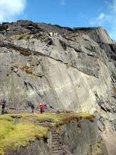 Photo: Llanberris slate quarry, Snowdonia, Wales