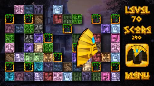 Mayan Secret - Matching Puzzle  screenshots 3