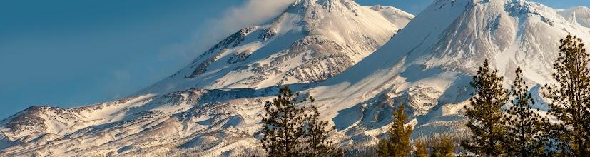Photo: Mount Shasta Northside