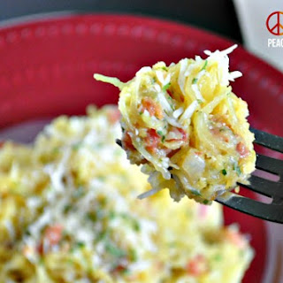 Spaghetti Squash Low Carb Recipes.