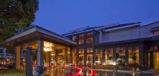 Jiashan Luoxingge Hotel