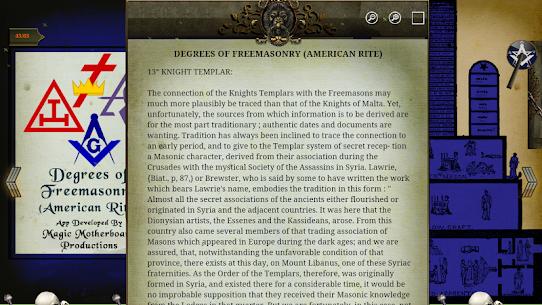 Degrees of Freemasonry (American Rite) 4