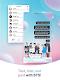 screenshot of BTS WORLD