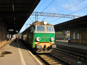 Photo: Jelenia Góra: ET22-340 z 6640 do Poznania Głównego.