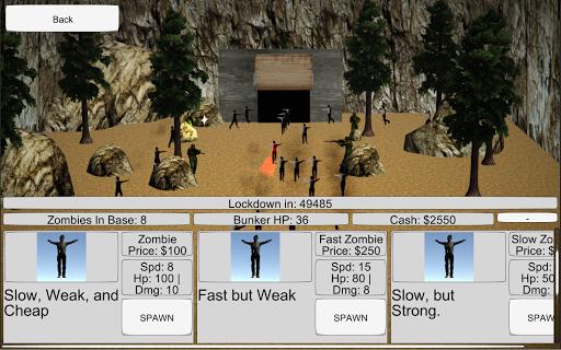 Infected God: Control a Horde screenshot 4