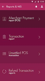 Axis Merchant App- screenshot thumbnail