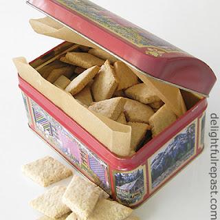 Hildesheimer Pumpernickel Kekse (Cookies or Biscuits)