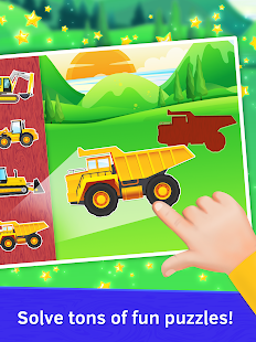 Digger Puzzles for Toddlers - náhled