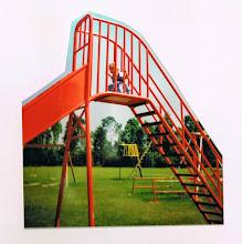 Photo: Oude speeltuin. Half jaren 90-tig