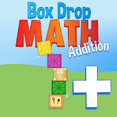 Box Drop Math Game Addition