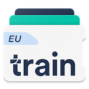 Logo Trainline