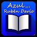Azul Rubén Darío Libro gratis - Androidアプリ
