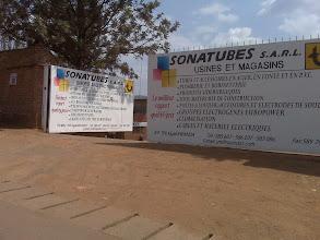 Photo: Kigali - Sonotubes