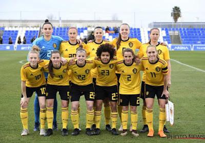 Red Flames houden halvefinalist van EK af op Cyprus Cup