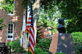 Photo: Reagan Memorial 2013, Eureka College