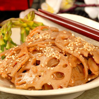 Lotus Root Recipes