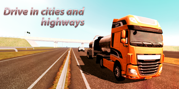 Truck Simulator Europe 1 APK