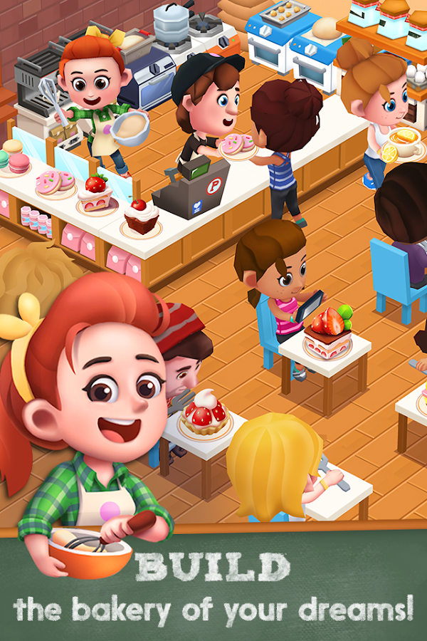 Screenshots of Bakery Story 2 for iPhone