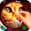 Cross Stitch Easy Puzzle Game