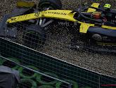 Vrachtwagen van Renault betrokken bij ongeval