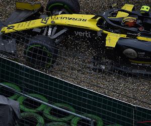 Renault maakt al crash mee op weg naar Hongarije