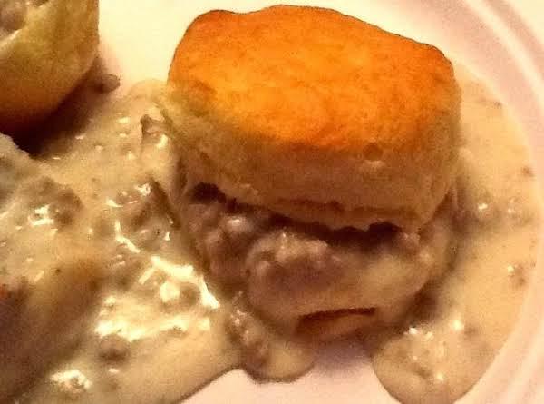 Southern Sausage  Gravy Recipe