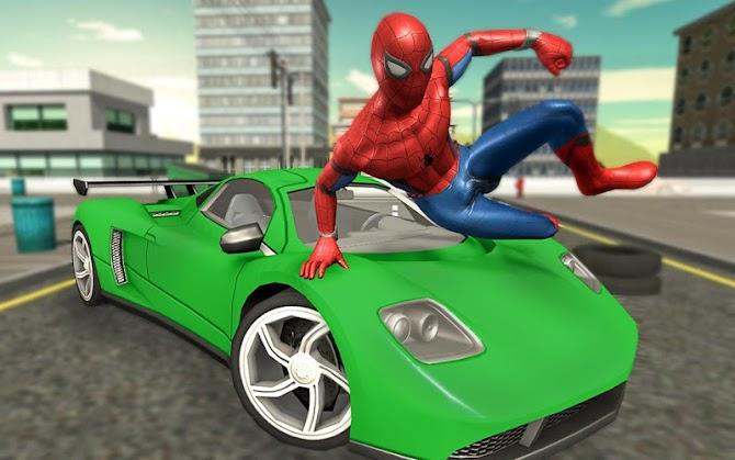 Superhero Extreme Parkour Android 12