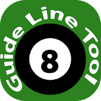 8 Ball Guideline Tool - 3 lines