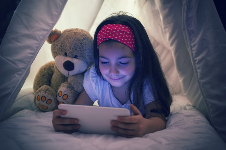 SA children are spending over three hours per day looking at screens, excluding for school work, according to a report released by the University of Cape Town's Sports Science Institute of South Africa.