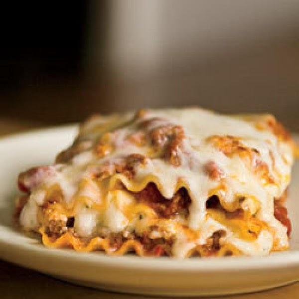 Baked Lasagna Recipe