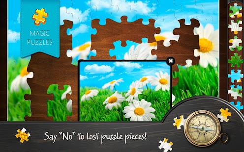 Magic Jigsaw Puzzles- screenshot thumbnail