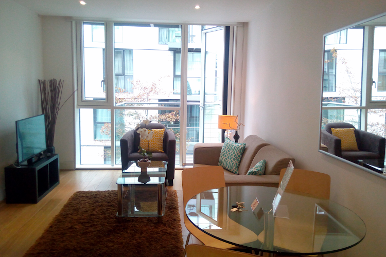 1 bedroom apartment at Tower Hill Deluxe