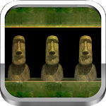 Escape Game Island Statue Icon