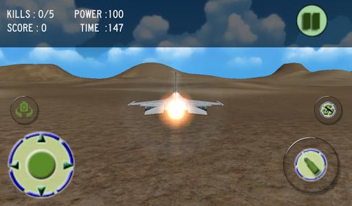 Air Jet Fighter :Comabt Battle