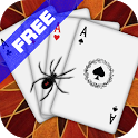 Spider Solitaire 3D Lite icon