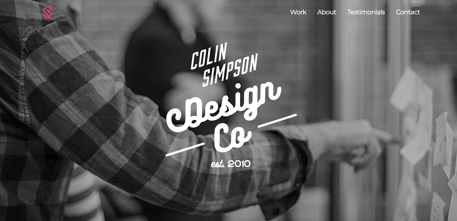 Web Developer Portfolio of Colin Simpson