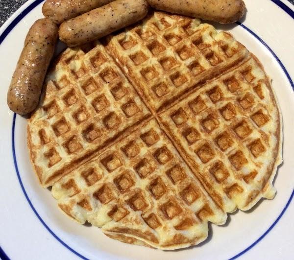 Highland Treat Oat Pancakes Or Waffles Recipe