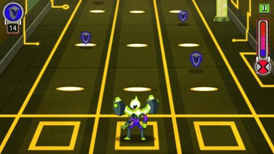 Omni-trix Glitch : Alien Transform Hero 2