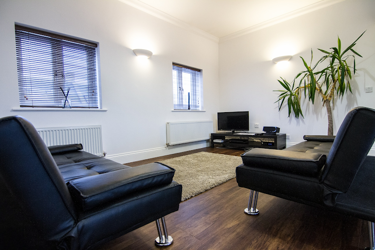 living space at Perceval House