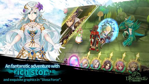 Diosa Force II Elemental Order 6.7.2 Cheat screenshots 5