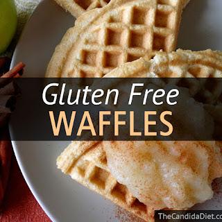 Gluten Free Waffles.