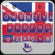 The UK Flag Keyboard Theme