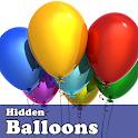 Hidden Balloons