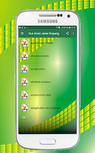 Guz Azmi Jaran Goyang Offline Merdu - náhled